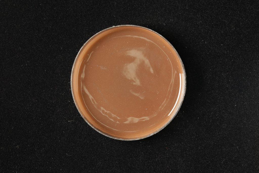pojidlo: Dispersion 500D (Kremer), pigment: Eiseng immer= Fe (Kremer)