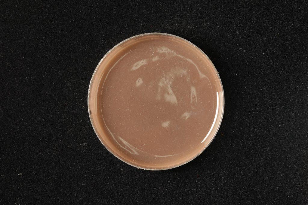 pojidlo: Primal AC35 (Kremer), pigment: Eiseng immer (Kremer)